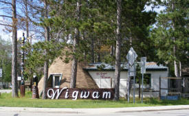 Wigwam Gifts & Souvenirs, Lake George Minnesota