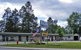 Lake George Pines Motel, Lake George Minnesota