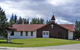 Trinity Lutheran Church, Lake George Minnesota