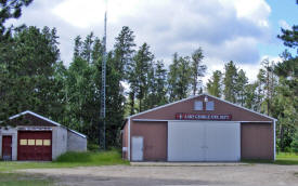 Lake George Fire Department, Lake George Minnesota