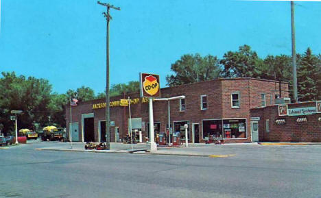 Jackson County Co-Op Association, Lakefield Minnesota, 1972