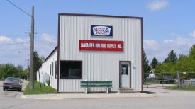 Lancaster Building Supply, Lancaster Minnesota