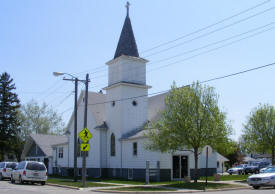 Sion Lutheran Church, Lancaster Minnesota