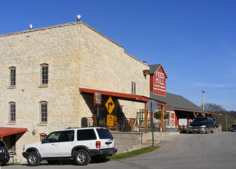 Stone Mill Suites and Old Feed Mill, Lanesboro Minnesota, 2009