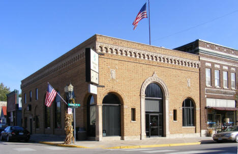 Associated Bank Building, Lanesboro Minnesota, 2009