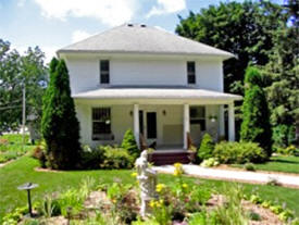 Fillmore House Bed and Breakfast, Lanesboro Minnesota
