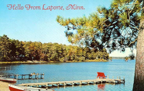 Hello from Laporte Minnesota, 1960's