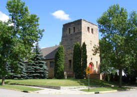 Saint Paul Episcopal Church, Le Center Minnesota