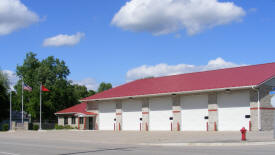 Le Center Fire Department, Le Center Minnesota