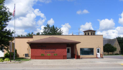 Community Center, Le Roy Minnesota, 2010