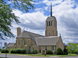 St. Anne's Catholic Church, Le Sueur Minnesota