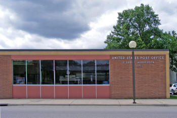 US Post Office, Le Sueur Minnesota