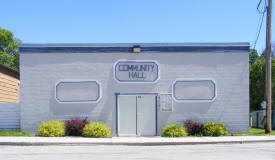 Community Hall, Lengby Minnesota