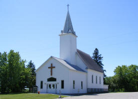 Fridhem Lutheran Church, Lengby Minnesota