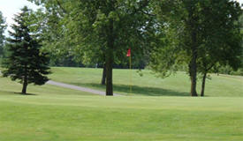 Chisago Lakes Golf Course, Lindstrom Minnesota