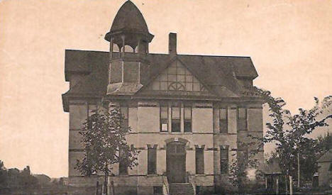 Lincoln School, Litchfield Minnesota, 1912