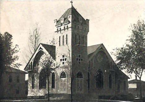 First Presbyterian Church, Litchfield Minnesota, 1910