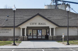 Litchfield Minnesota City Hall
