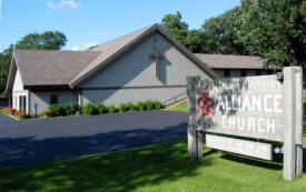 Little Falls Alliance Church, Little Falls Minnesota