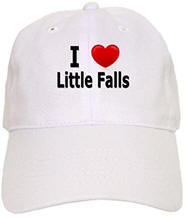 I Love Little Falls Cap