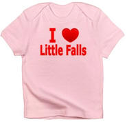 I Love Little Falls Infant T-Shirt