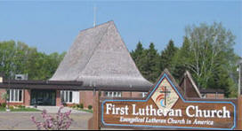 First Lutheran Church, Little Falls Minnesota