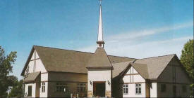 Bethel Lutheran Church, Little Falls Minnesota