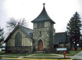 Episcopal Church of Our Savior, Little Falls Minnesota
