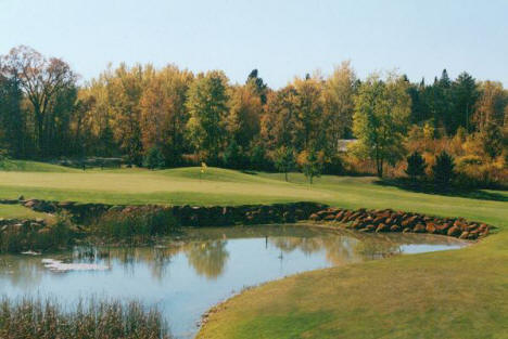 13th Hole, Longbow Golf Club, Walker Minnesota, 2006