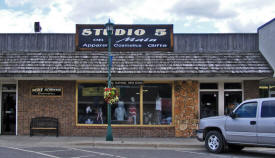 Studio 5 on Main, Longville Minnesota