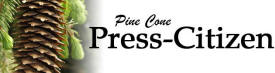 Pine Cone Press-Citizen, Longville Minnesota