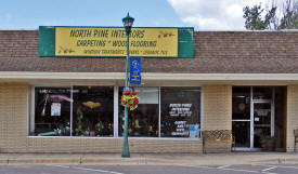 North Pines Interiors, Longville Minnesota