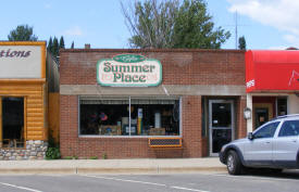 Summer Place, Longville Minnesota