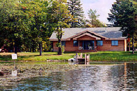 Girl Lake Resort, Longville Minnesota