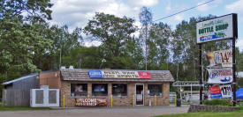 Longville Lakes Bottle Shop, Longville Minnesota