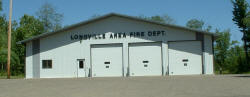 Longville Area Fire Department, Longville Minnesota