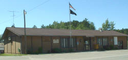 Margaret Welch Memorial Library, Longville Minnesota