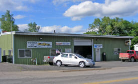 Dwayne's Body Shop, Lonsdale Minnesota