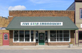 Five Star Embroidery, Lonsdale Minnesota