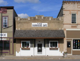 The Farmhouse Cafe, Lonsdale Minnesota