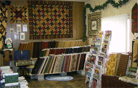 Quilting by the Hearth, Lonsdale Minnesota