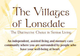 The Villages of Lonsdale, Lonsdale Minnesota