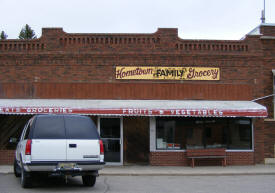 Hometown Family Grocery, Lowry Minnesota