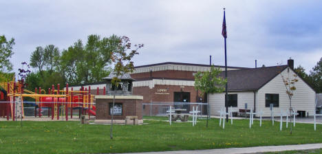 Lowry Community Center, Lowry Minnesota, 2009