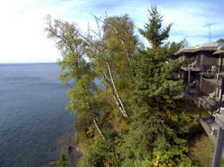 Best Western Cliff Dweller, Lutsen Minnesota