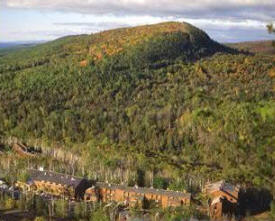 Caribou Highlands Lodge, Lutsen Minnesota