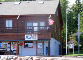 US Post Office, Lutsen Minnesota