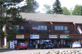 Clearview Liquor Store, Lutsen Minnesota