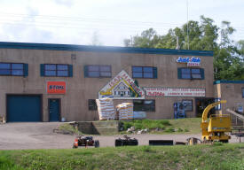 Isak Hansen True Value and Builders, Lutsen Minnesota