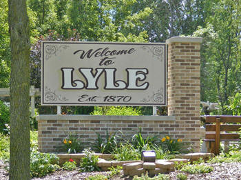 Welcome to Lyle Minnesota!